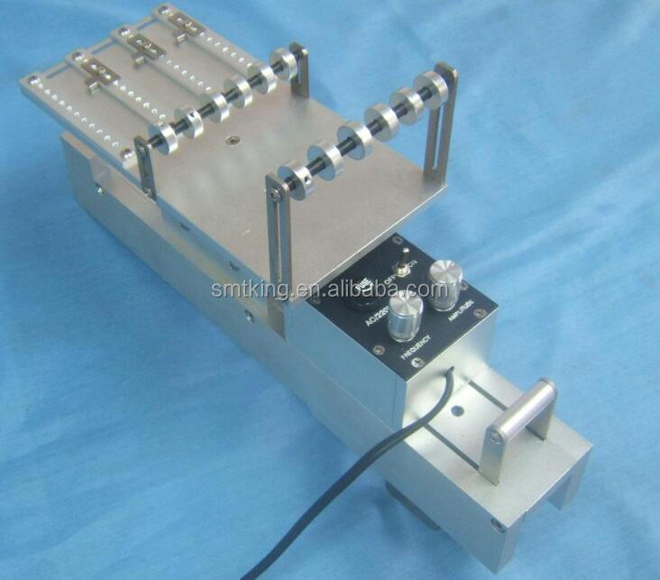 SMT stick feeder with three channel for MIRAE/pick and place machie part