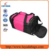 Custom size is free personalized polo travelling sports bag,importing gym bag,kit travel bag
