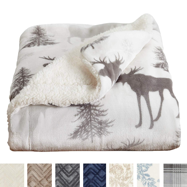 Buy Northpoint Ardour Velvet Berber Blanket King Camel In Cheap Price On Alibaba Com