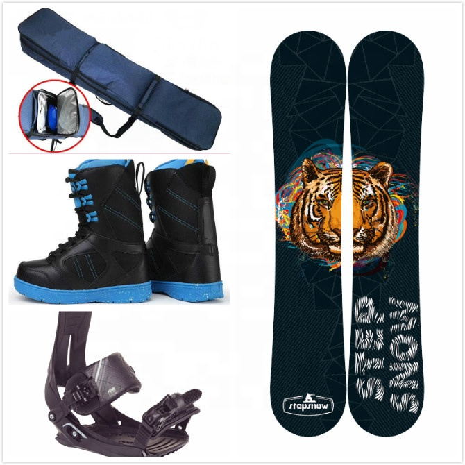 Ski Snowboard And Snow Boots Snow Binding Snow Shoes