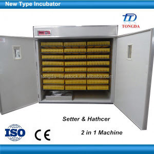 2016 new products in china 3872 capacity industrial egg incubator/ostrich chicks for sale