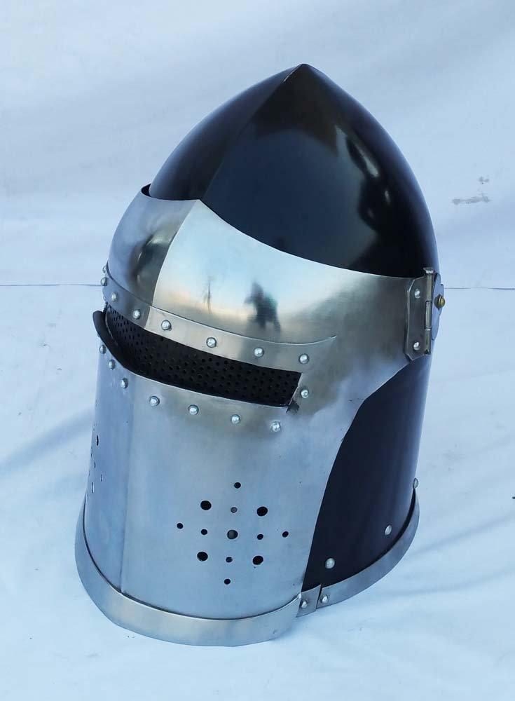 Buy Shiv Shakti Enterprises Medieval Barbute Helmet Armour Spartan