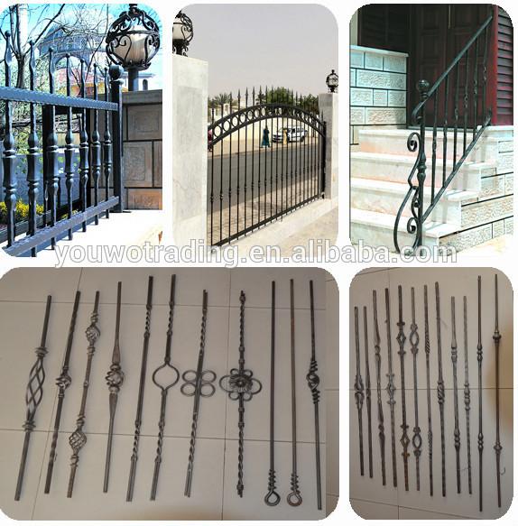 New Design Iron Pipe Main Gate Design