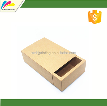 Reycle Paper Printing Cardboard Craft Boxes To Decorate