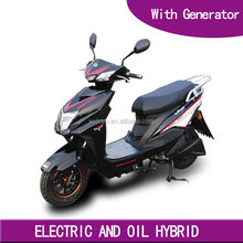 400cc engine electric motorcycle with motor