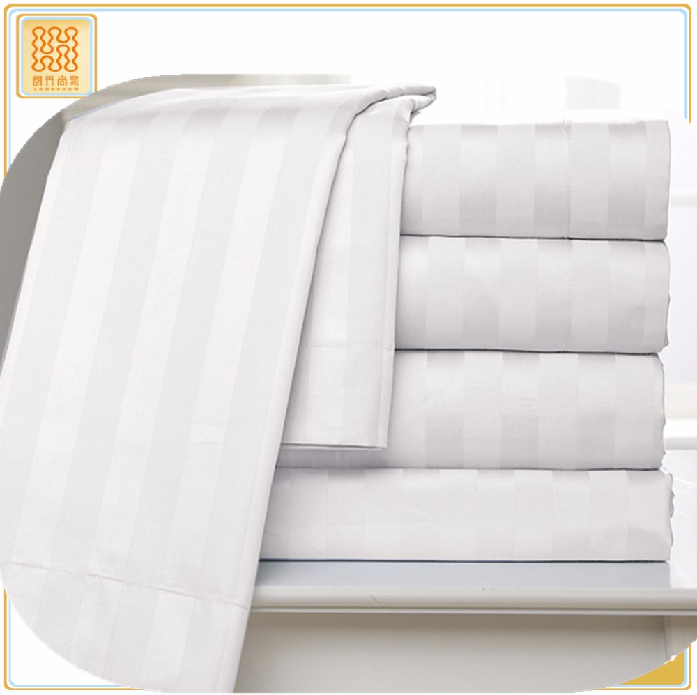 Bulk Flat Sheets100gsm Brushed 100 Polyester Bed Sheet