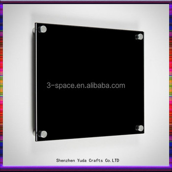 Acrylic Screw Make Plexiglass Picture Frame Sandwich Photo - Buy ...