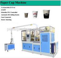 Disposable paper cup making machine in kerala