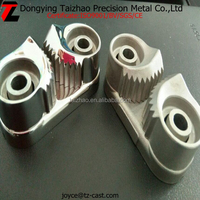 Stainless steel marine hardware boat cleat for rope cam cleat