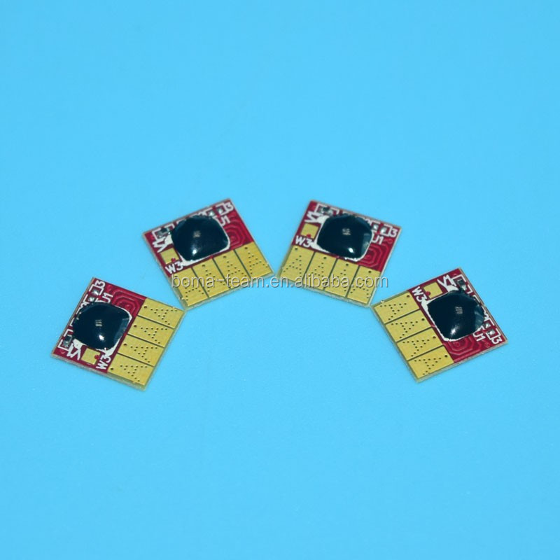 Chip reset For HP reset chips 711 960 950 932 970 refillable ink cartridges chips