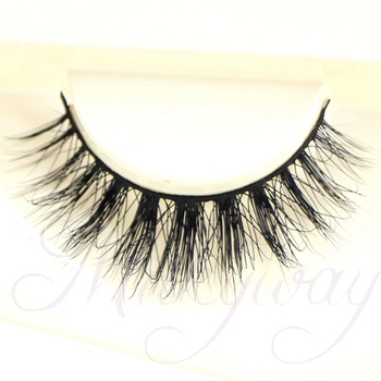 23301b761d3 wholesale price crossing fluffy thick 3D mink fur lashes false strip  eyelashes individual mink faux lashes