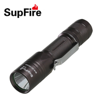Most pupular high power multi function camping rechargeable flashlight A6