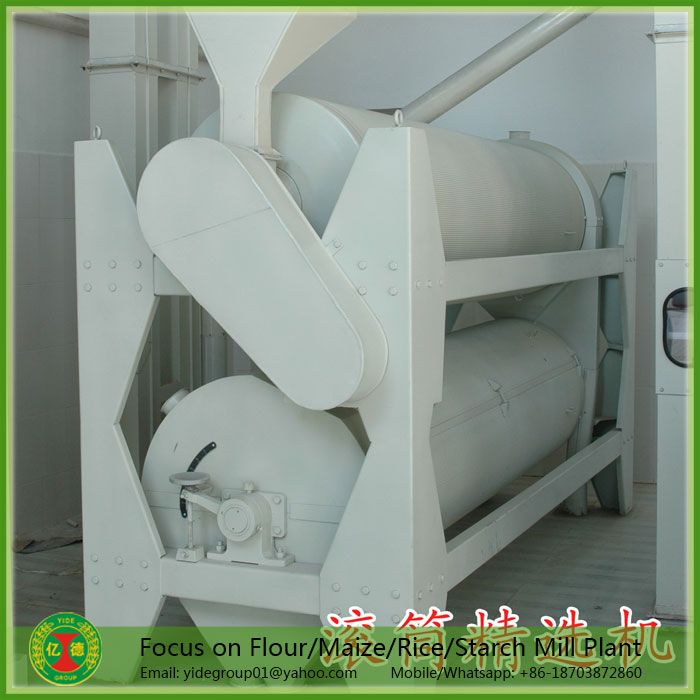Good quality Easy operation automatic rice mill machine