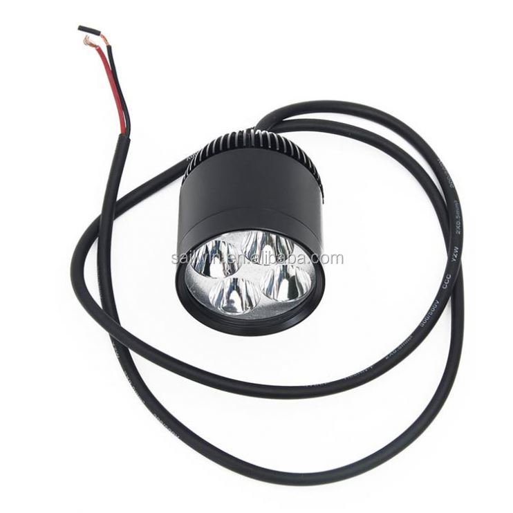 High-end quality XML2 U2 IP68 motorcycle auxiliar lights/motorcycle accessories/moto lamp