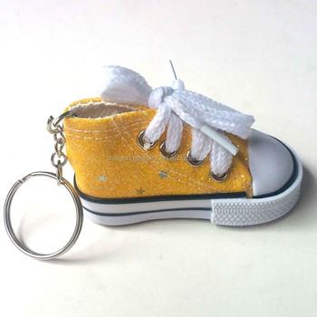 3c21033fe06cc Glittery Canvas Tennis Shoe Key Chains - Buy Glittery Sneaker Trainer Shoe  Keychain,Glittery Canvas Tennis Shoe Key Chains,Glitter Mini Sneaker ...