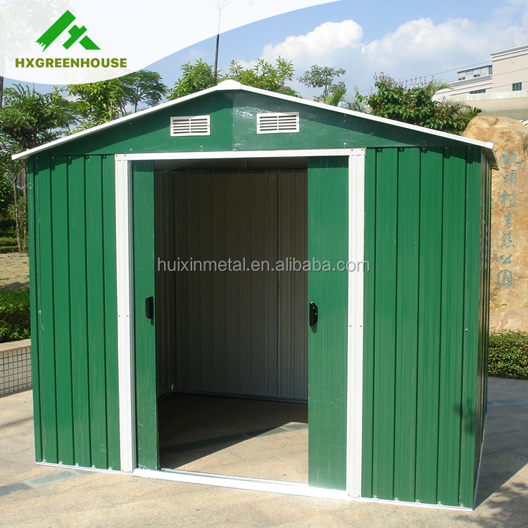 New design Green Color Tool Shed HX81122