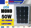 50w solar panel for solar power system 50w best price mono solar panel
