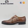 2016 Italian Guangzhou factory production lines men fashion dress leather shoes low price designer dress shoes