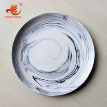 Factory wholesale unglazed ceramic plate With Discount