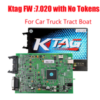 Best Latest update KTAG V7.020 V2.23 car ecu test tool car ecu test tool ktag k-tag ECU Programming tool Master Version