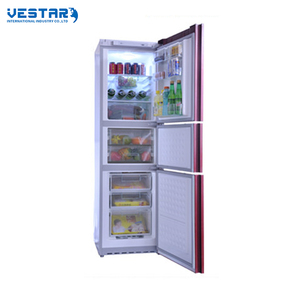 Best price home use double door refrigerator dimensions