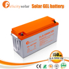 China Manufacture Maintenance Free 150AH 12v Sealed Rechargeable Battery