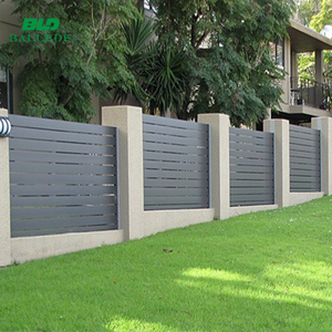 Aluminum Garden Edging Fence Screen Privacy