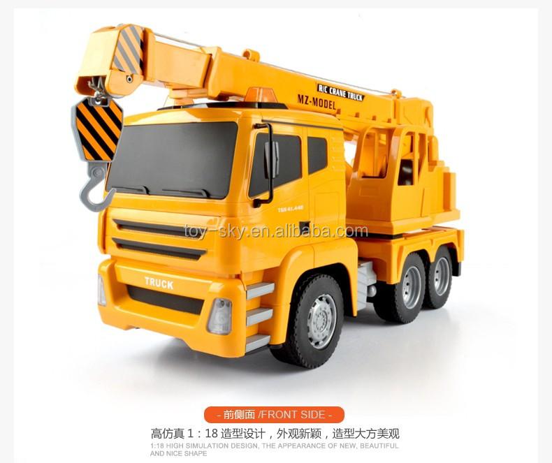 1:18 Arbeiten Bagger Spielzeug China Großwild Rc Lkw Batterie Autos ...