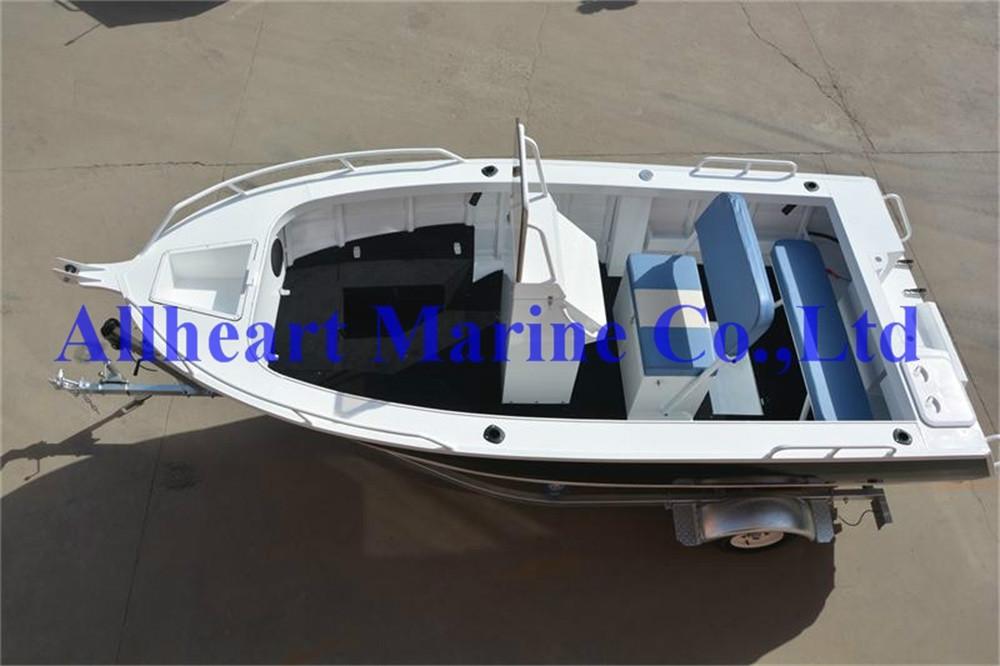 bateau de peche 5 m