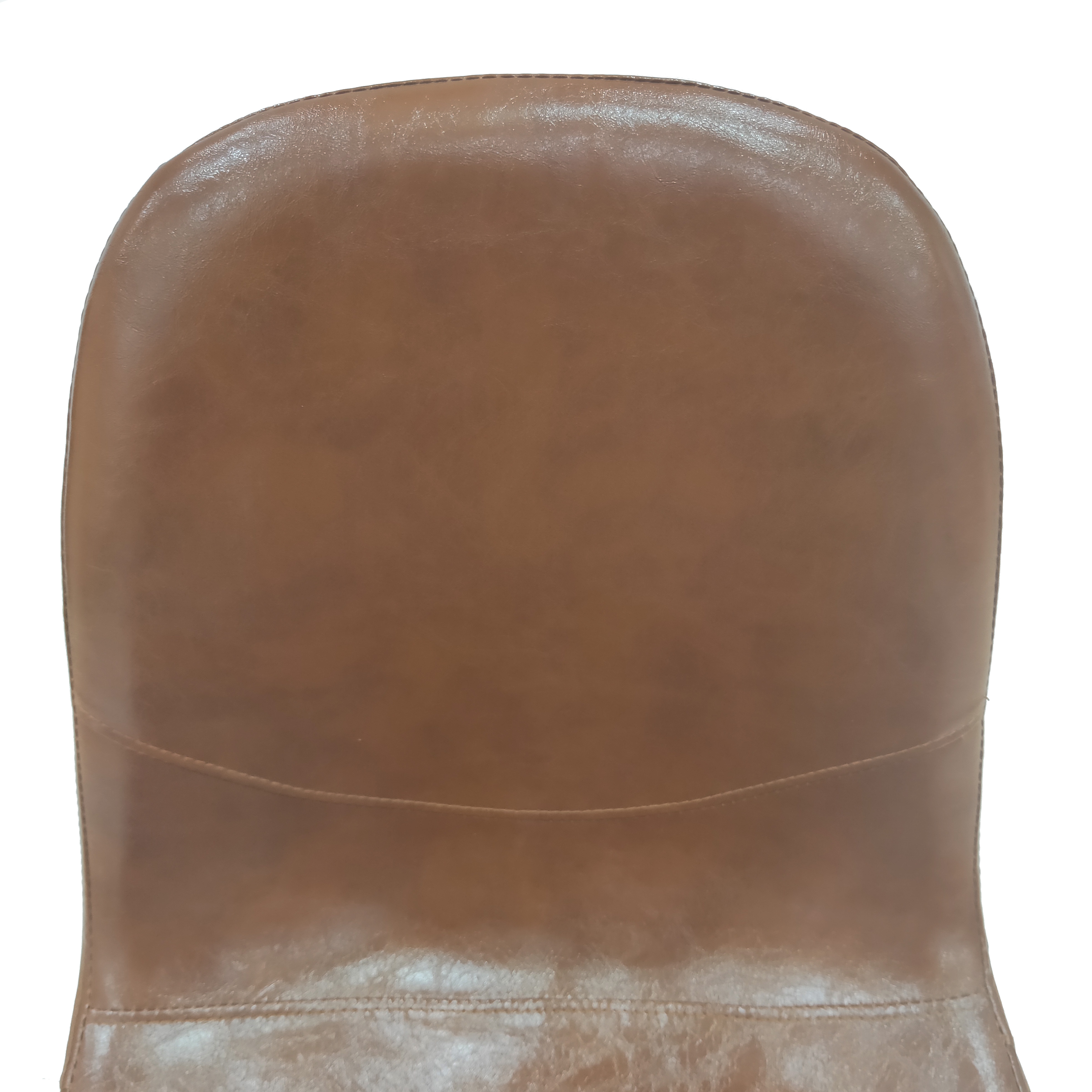 Free Sample Cheap Bazhou Wholesale Modern Luxury PU Leather Dining Room Chair Price for Sale