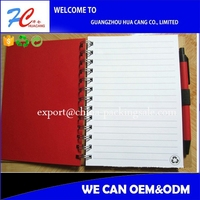 Free samples custom notebooks cheap wholesales with very best price