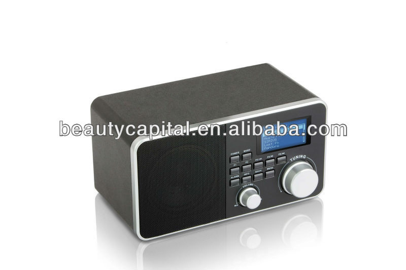Promotion Gift Good Acoustic Performance Wireless Internet Radio