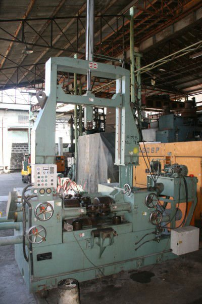 Tanaka Beam assembly, tack welding and Straightening machine TR-50PRA