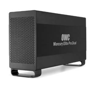 6TB Mercury Elite Pro Dual Performance Storage Array