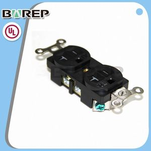 YGB-048 Blade design two gang hdmi wall socket for equipment