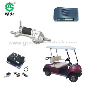 250W drive axle assembly for electric vehicle driving part, golf cart driving unit