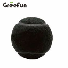 2018 New Custom Tennis Balls Pre-cut Tennis Ball For Wholesale Different Color Available Black Tennis Balls