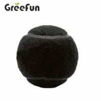 2019 New Promotional Custom Tennis Balls Pre-cut Training Tennis Ball For Wholesale Different Color Available Black Tennis Balls