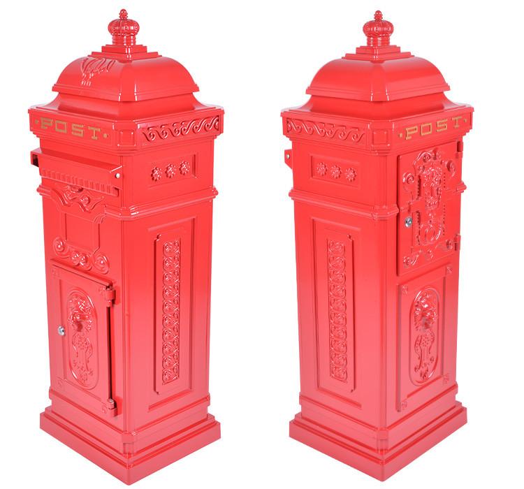 100 Rohstoff Wohn Viktorianischen Englisch Briefkasten Briefkasten
