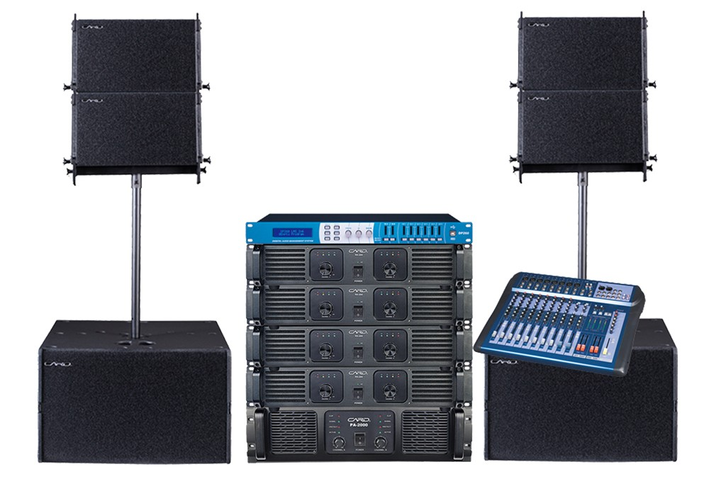 2016 Card 10 Quot Line Array Concerts Speaker Box Small Line