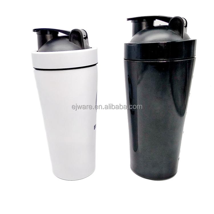Protein Shaker Lot: Umweltfreundliche Shaker Edelstahl Protein Shaker 700 Ml