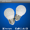3W low heat no uv led light bulb