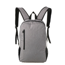 600D adjustable one shoulder sling bag with mesh pocket back pack for sport hiking