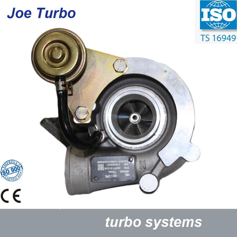 Двигатель 4M40 турботаймер TD04L TD04L-14T 49377 - 01210 масляным охлаждением турботаймер турбины турбокомпрессора для Mitsubishi грузовик