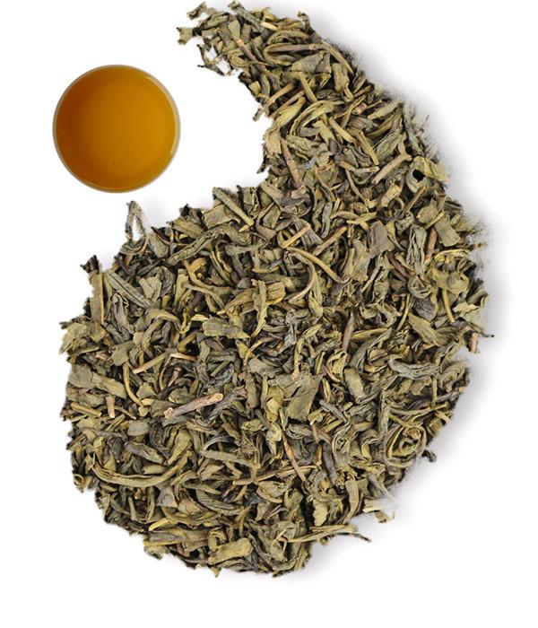 Chun mee green tea organic eyebrows tea 9371 - 4uTea | 4uTea.com