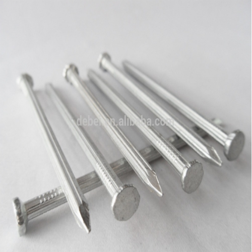 concrete nail 16mm japan white galvanized smooth shank concrete nails
