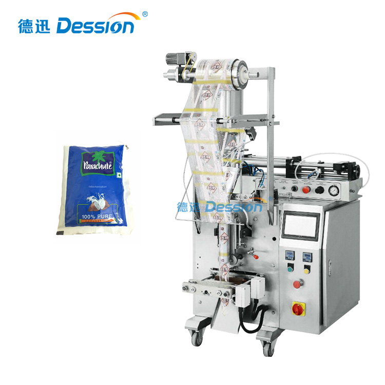 50ml cooking oil packing machine pouch