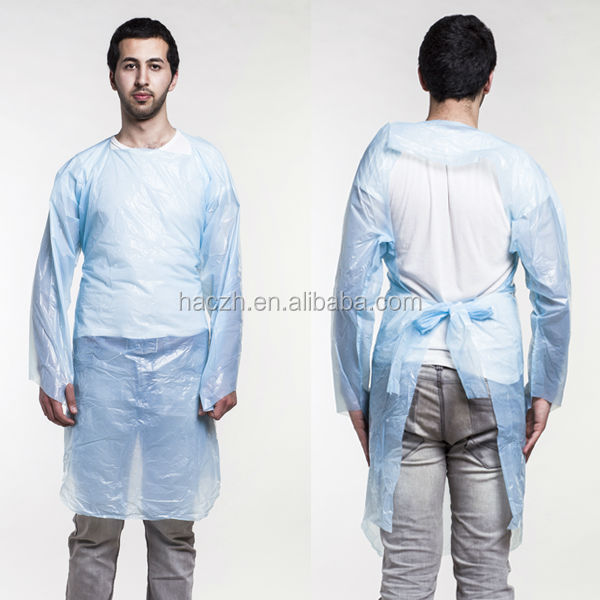 Plastic Aprons For Men,Plastic Apron With Sleeves,Plastic Bib ...