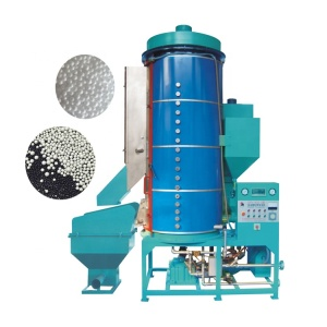 Continuous EPS Polystyrene Expander Machine For Beads Making
