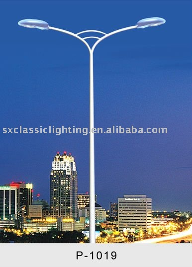 Lighting pole streer light pole low price high performance